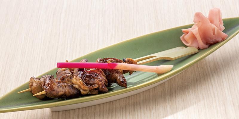 鰻の肝焼き(2本)